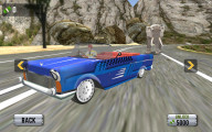 Crazy Taxi Simulator: Car Selection