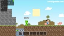Creep Craft 2: Platform Game