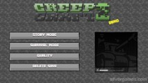 Creep Craft 2: Screenshot