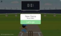Cricket FRVR: Game Over Cricket Field