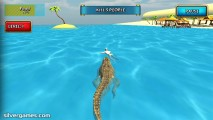 Crocodile Simulator: Beach Hunt