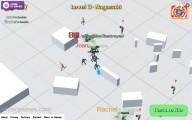 CrowdCity.io: Gameplay Zombie Chasing