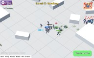 CrowdCity.io: Gameplay Zombie Battle