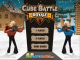 Cube Battle Royale: Menu