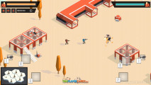 Cube Battle Royale: Gameplay Monster Attack 2 Players