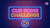 Cup Pong Challenge: Menu