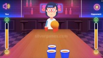 Cup Pong Challenge: Gameplay Drinking Game