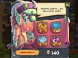 Cursed Treasure 2: Magic Skulls Defense