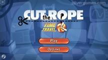 Cut The Rope: Time Travel: Menu