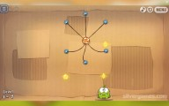 Cut The Rope: Gameplay Cutting Rope