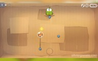 Cut The Rope: Gameplay Happy Frog