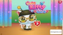 Cute Kitty Care: Menu