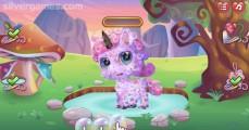 Cute Unicorn Care: Gameplay Unicorn Wash