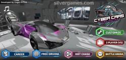 Cyber Cars Punk Racing: Car Selection
