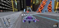 Cyber Cars Punk Racing: Gameplay Stunt Cool Car
