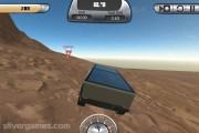 Cyber Truck Simulator: Driving Destination Offroad