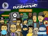 Cyclomaniacs: Menu