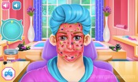 Daddy Spa Time: Gameplay Beauty