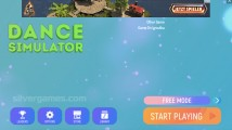 Dance Simulator: Menu