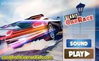 Deadly Car Race: Menu