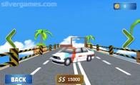 Deadly Car Race: Car Selection