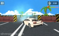 Deadly Car Race: Gameplay Racing Obstacles