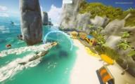 Death Ships Racing Simulator: Gameplay Beach Race
