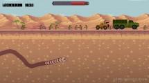 Death Worm: Gameplay Evil Worm