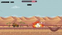 Death Worm: Worm Destroying Tank