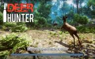 Deer Hunter: Menu