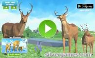 Deer Simulator: Menu