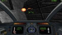 Descent: Gameplay Battle Flying