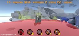 Destroyer Crash Simulator: Gameplay