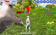 Dog Simulator 3D: Gameplay