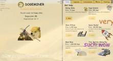 Dogeminer: Gameplay Mine Clicker