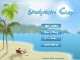 Dolphin Olympics 2: Menu
