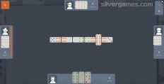 Dominoes Multiplayer: Menu