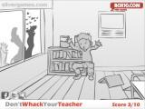 Whack Your Teacher: Killing