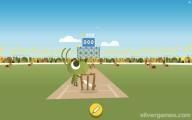 Doodle Cricket: Menu