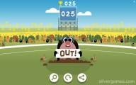 Doodle Cricket: Gameplay Cricket Animals