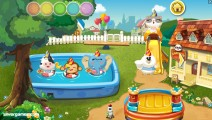 Dr. Panda Dailycare: Gameplay Friends Playing