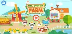 Dr.Panda Farm: Menu