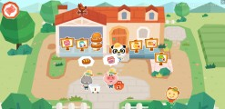Dr.Panda Farm: Shop Jam Bread