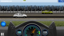 Drag Race 3D: Gear Changing Gameplay