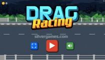 Drag Racing: Menu