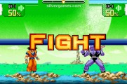 Dragon Ball Z: Supersonic Warriors: Fighting
