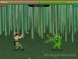 Dragon Fist 3: Gameplay Fighter Confrontation