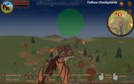 Dragon Simulator 3D: Gameplay Dragon Flying