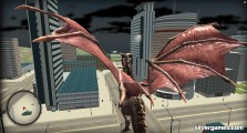Dragon Vice City: Gameplay Flying Dragon