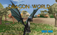 Dragon World: Menu